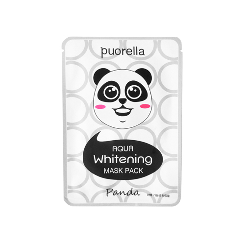 PUORELLA AQUA Whitening Mask Pack