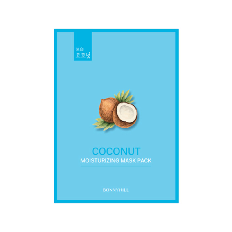 BONNYHILL Coconut Mosturizing Mask Paxck