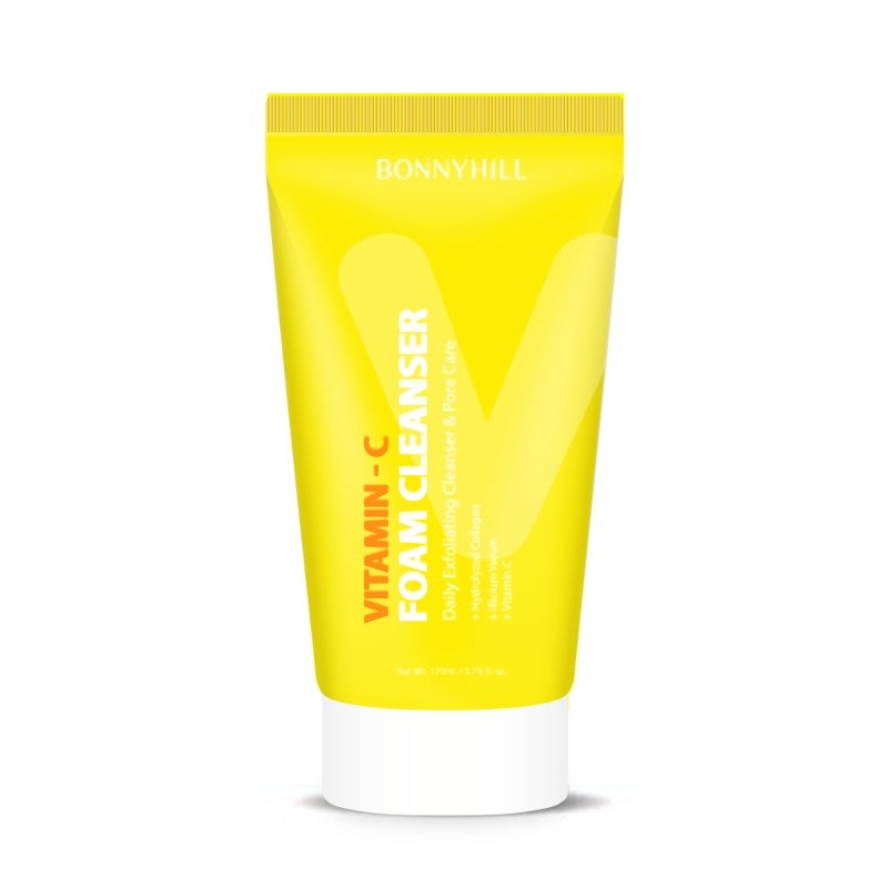 Bonnyhill Vitamin-C Foam Cleanser 170ml