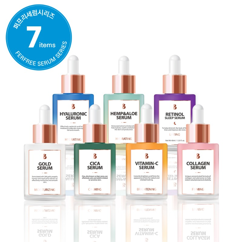 B SERUM Four things 40ml